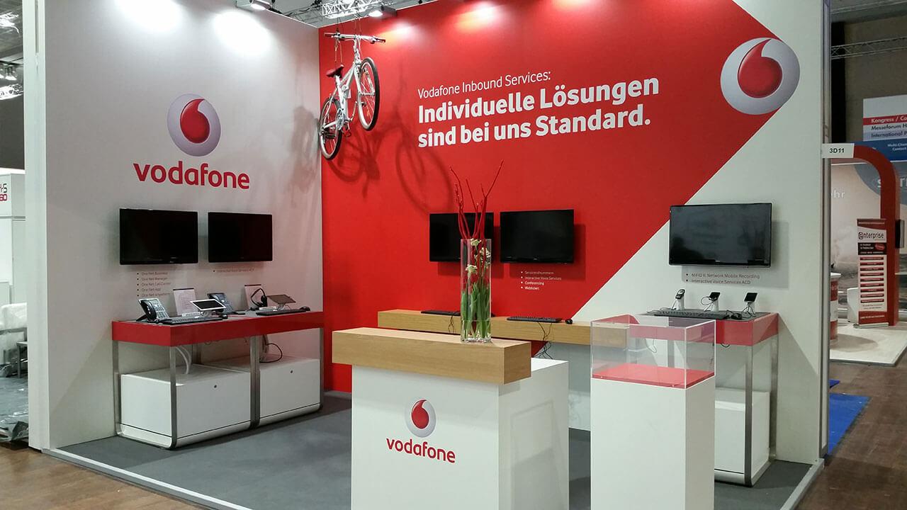 Vodafone Call Center World 2017 | Service Factory